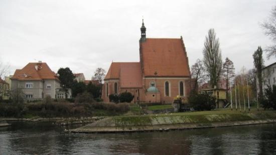 Bydgoszcz, Polska: The oldest church - FARA