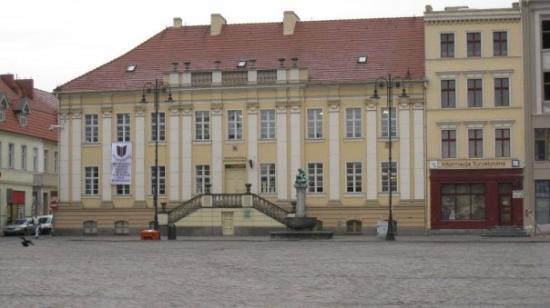 Bydgoszcz, Polen: Municipal Building Libraries