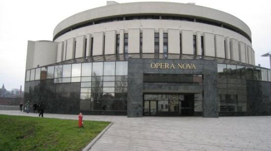 Bydgoszcz, Polen: Opera Nova