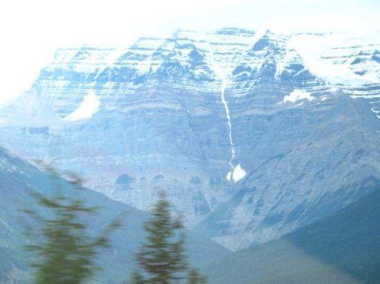 Jasper, Canada: Mountains!