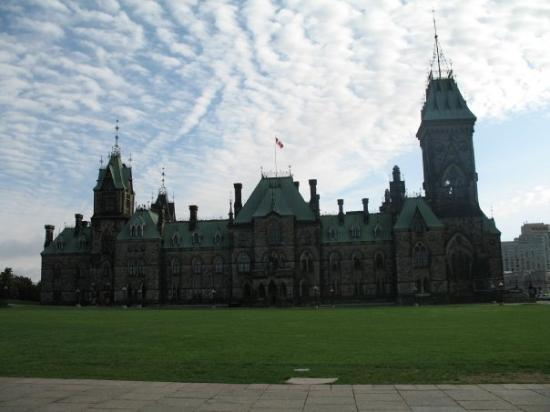 Ottawa, Canada: The west wing