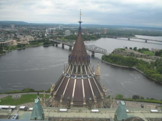 Ottawa, Canada: View from the top