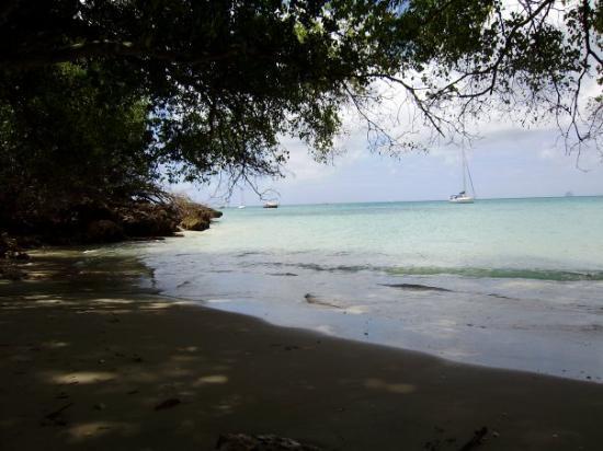 Fort-de-France, Martinique: un petit coin tranquille ...
