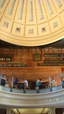 Faneuil Hall Marketplace: Inside Quincy Market