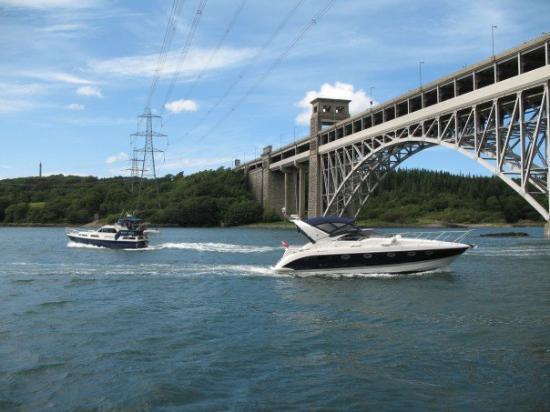 Menai Bridge Photo