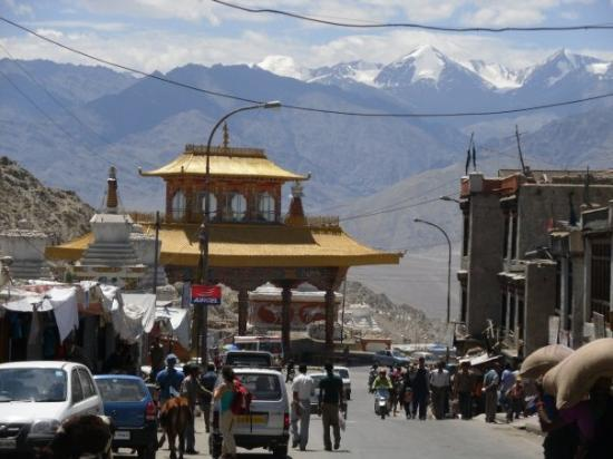 Friendship Gate, Leh