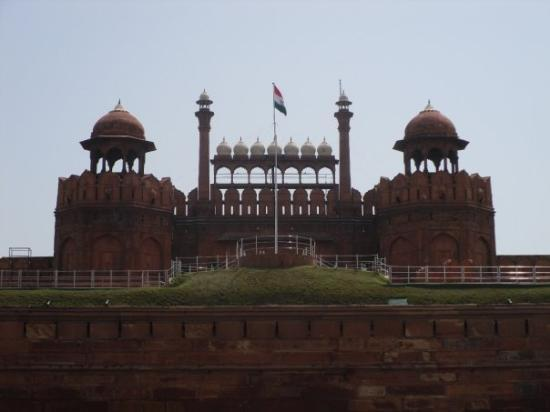 Red Fort (Lal Quila): Red Fort, Delhi