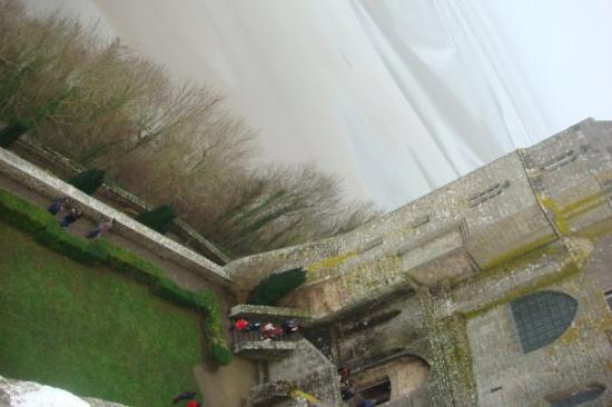 Bilde fra Mont-Saint-Michel