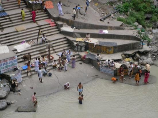 Bilde fra Rishikesh