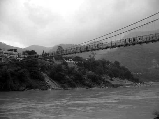 Lakshman Jhula Bridge