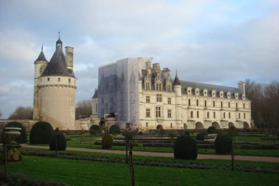 Chenonceaux, Fransa: Chateau de Chenonceau - Vale do Loire