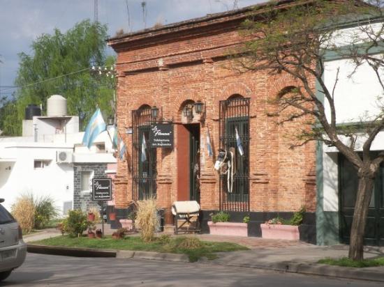 San Antonio de Areco, Argentinien: San Antonio. Citytour.