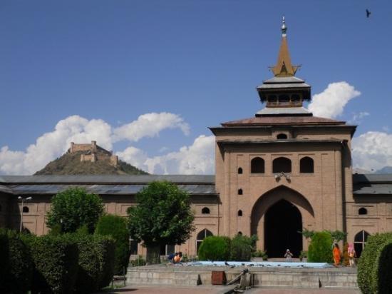 Jama Masjid Mosque: Jama Masjid