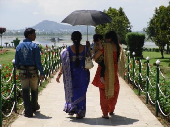 Bilde fra Srinagar