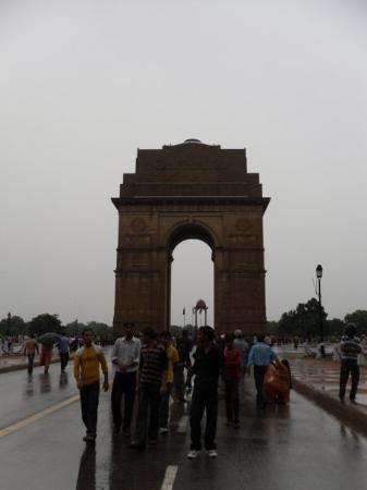 Bilde fra India Gate