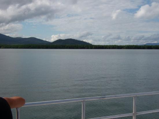 Hinchinbrook Island, Australia: Dugong territory.