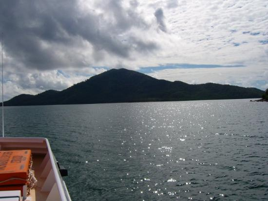 Hinchinbrook Island National Park. The Island is one of Australia's largest island national park