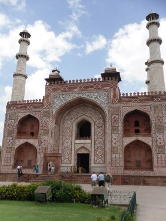 Bilde fra Agra