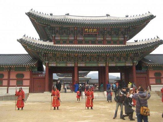 Gyeongbokgung: seoul-palace number 2