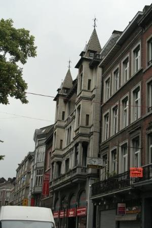 Liège, Belgia: Some old buildings.