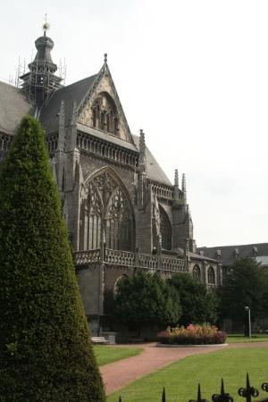 Liège, Belgia: St. Jaauqes Cathederal