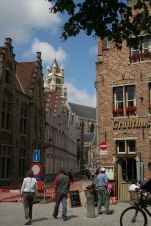Liège, Belgia: Brugge