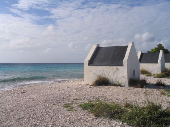 Curaçao: Antiga senzala, onde os escravos moravam.