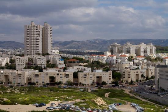 Tel Aviv, Israel: Suburbs