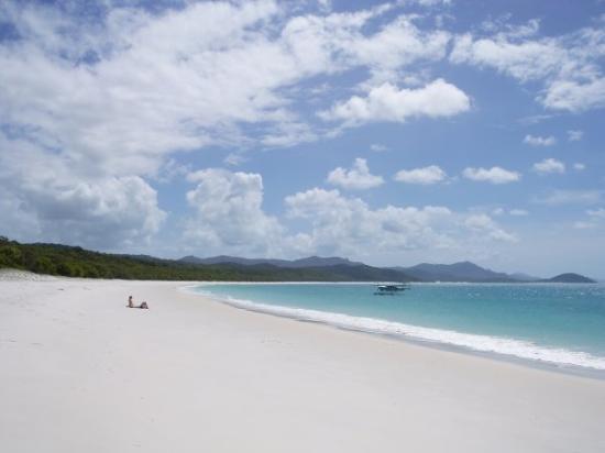 Whitehaven Beach: Whitsundays