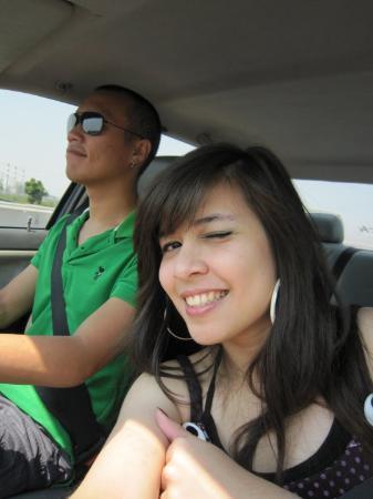 Ko Samet, Thailand: Drive safely na hunni