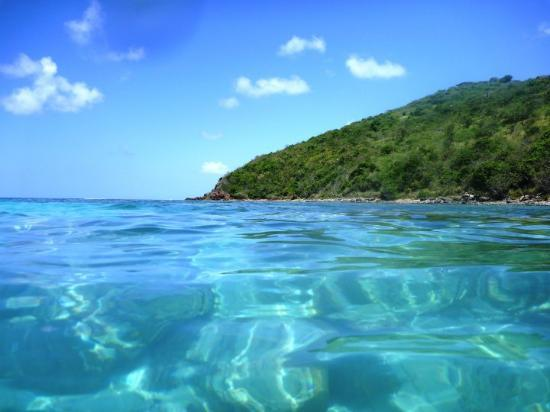The crystal blue waters of Flamenco Bay on the island of Culebra - Courtesy of media-cdn.tripadvisor.com