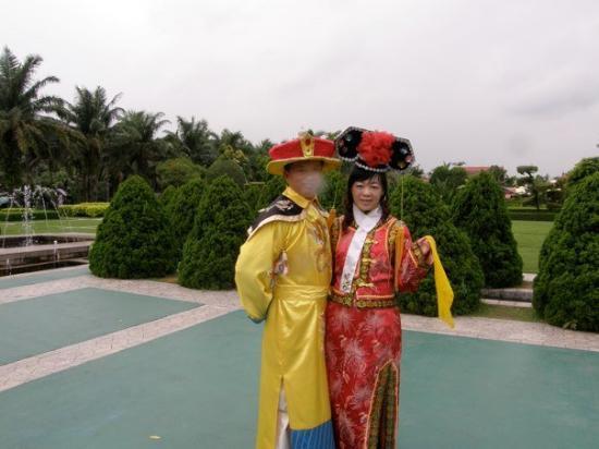 Shenzhen, Kina: P8043199