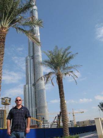 Burj Khalifa: burj dubai