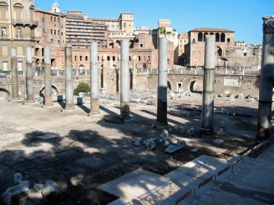 Palatine Hill: Roman Forum