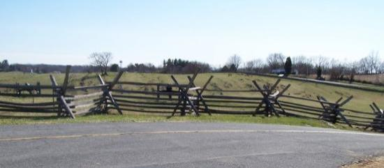 Antietam National Battlefield-bild