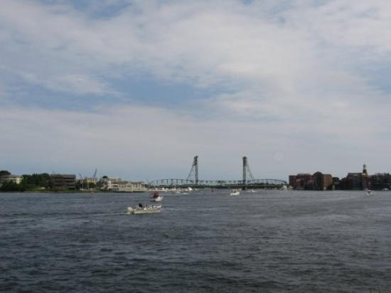 Memorial Bridge, Portsmouth NH