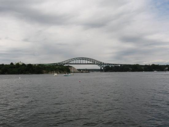 Piscataqua River Bridge  Portsmouth NH