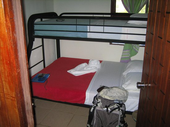 Essence Arenal Boutique Hostel: Our room