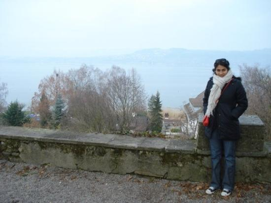 El lago Murten