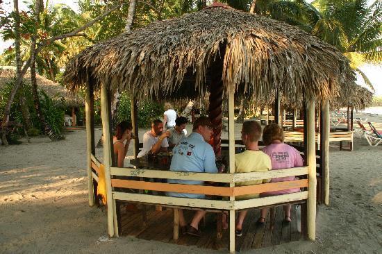 Njoy tours: Lunch op het strand