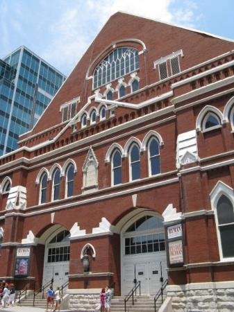 Nashville, TN: The Ryman