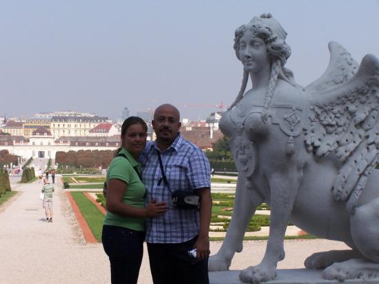 Bilde fra Belvedere Palace Museum