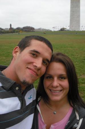 Bilde fra Washington Monument