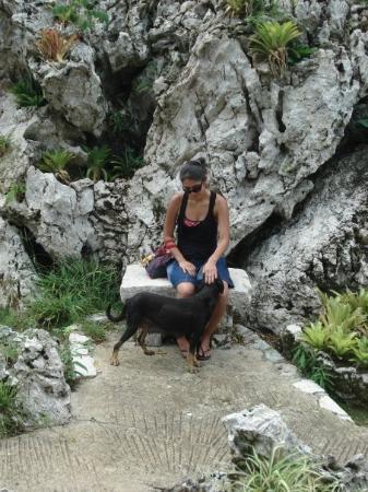 Soroa, Cuba: El primer sitio al que fuimos, el orquideario porque una persona ama las orquideas