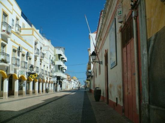 Vila Real de Santo Antonio, Portugal: On the street where you live