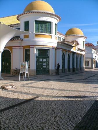 Vila Real de Santo Antonio, Portugal: Cultural Centre
