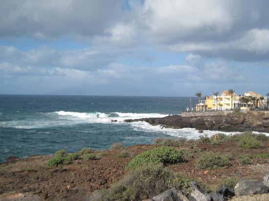 Sunlight Bahia Principe Costa Adeje: Part of the view