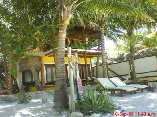Holbox Hotel Mawimbi: Las habitaciones..