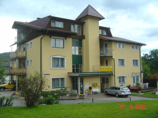 Aussenfassade, Appartements Perdacher, Österreich, Kärnten, Wörthersee, Reifnitz, Perdacher, Gti