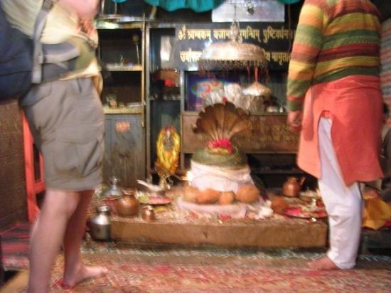 Bageshwar, India: inside
